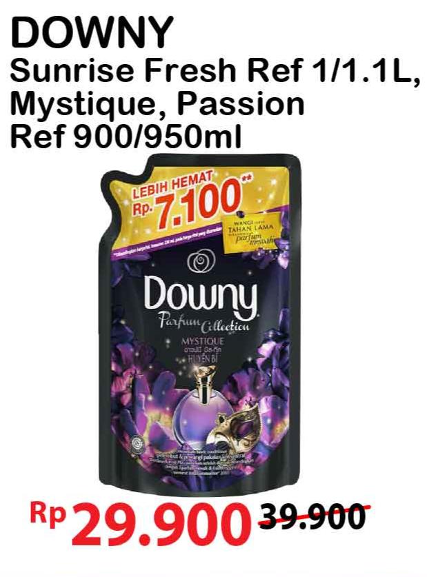 Promo Harga DOWNY DOWNY Parfum Collection 950ml/Pewangi Pakaian 1100ml  - Alfamart