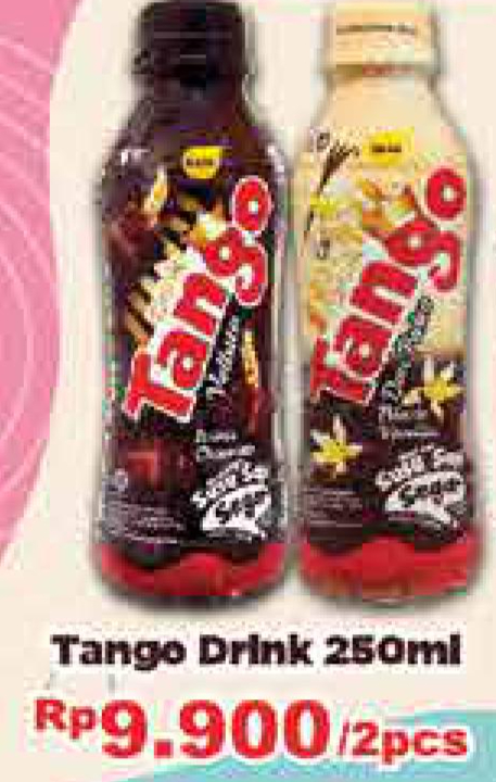 Promo Harga TANGO Drink 250 ml - Hypermart